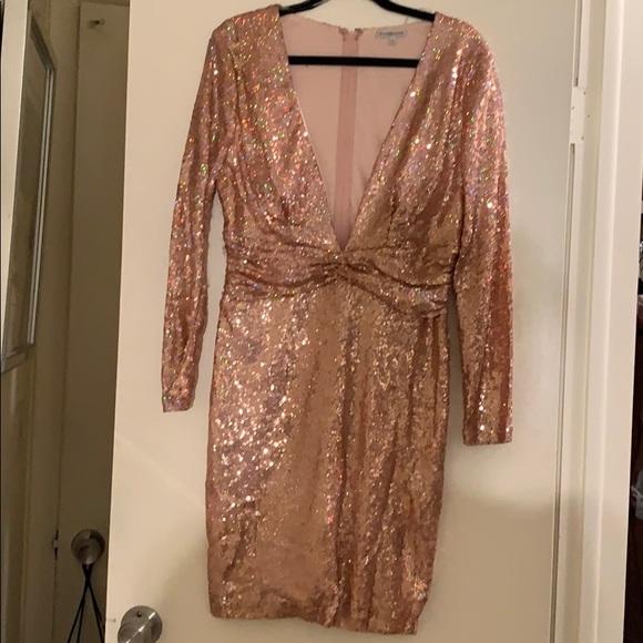 Charlotte Russe Dresses & Skirts - Charlotte Russe sequins spectacular!!!!!